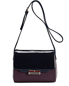 JS by Jane Shilton Honey-Flapover Bag
