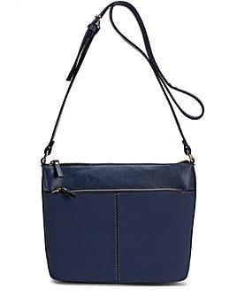 JS by Jane Shilton Victoria-Zip Top Bag