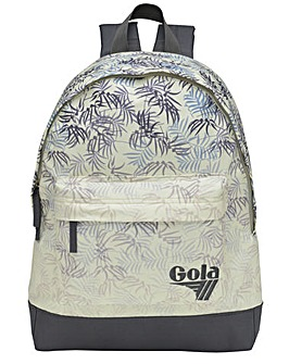 Walker Watercolour padded rucksack
