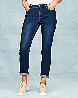 Super Soft Boyfriend Jeans Short