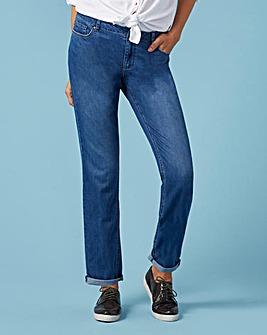 Supersoft Boyfriend Jeans Reg