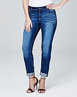 Sadie Relaxed Jeans Reg