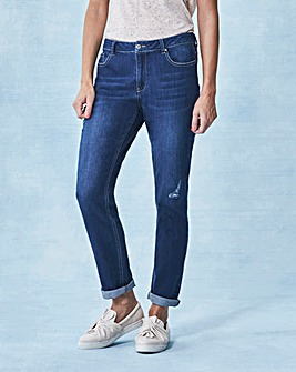 Jade Supersoft Boyfriend Jeans Reg