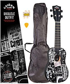 Cavern Club Ukulele Outfit - The Cavern