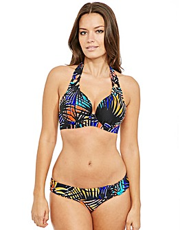 Fern Multi Underwired Halter Bikini Top