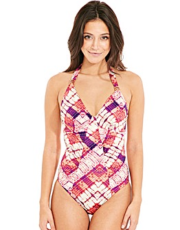 Daya Underwired Halter Swimsuit