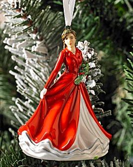 Royal Doulton Deck Halls Ornament
