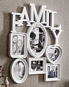 Family Montage Frame