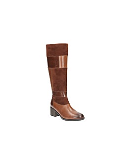 Clarks Nevella Nova Boots