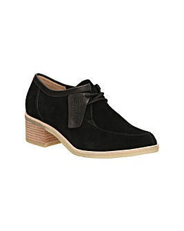 Clarks Phenia Strand Shoes