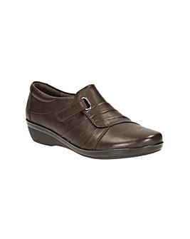 Clarks Everlay Luna Shoes