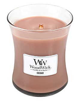 WoodWick Cedar Medium Jar
