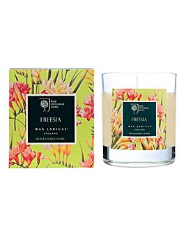 RHS Freesia Boxed Candle