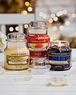Yankee Candle Warm Summer Night Jar Set