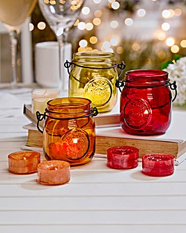 Yankee Candle Warm Summer Nights Set 12