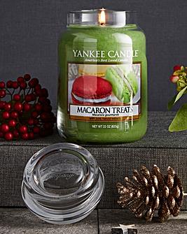 Yankee Candle Macaron Treats Large Jar
