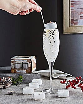 Yankee Candle Champagne Flute Set