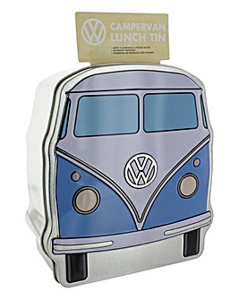 Volkswagen Campervan Lunch Tin