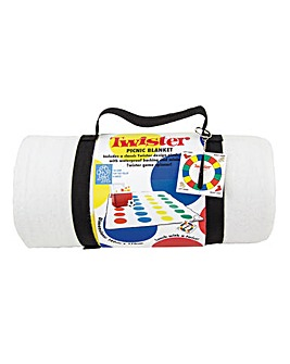 Twister Fold Up Picnic Blanket