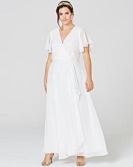 Georgette Maxi Dress
