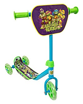 Turtles Half Shell Heroes Scooter