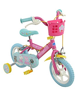 Peppa Pig 12in Bike