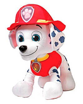 Paw Patrol Talking Plush - Marshall