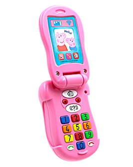 Peppa Pig Flip & Learn Phone