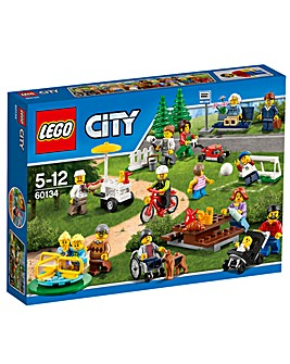 LEGO City Fun in the Park City People