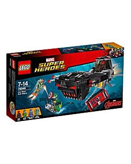 LEGO Marvel Super Heroes Iron Skull Sub