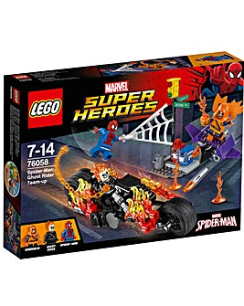 LEGO Marvel Spider-Man Ghost Rider Team