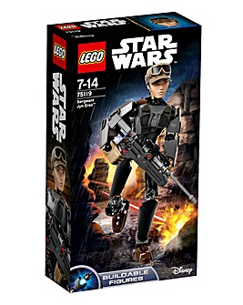 LEGO Star Wars Constraction Jyn Erso
