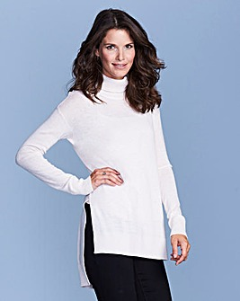 Merino Wool-Mix Jumper