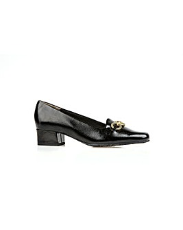 Van Dal Twilight Black Patent Shoe