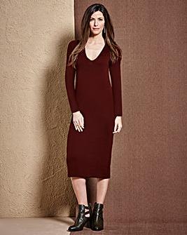 Nutmeg Knitted Dress