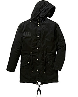 Jacamo Kent Cotton Parka Regular