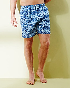 Capsule Palm Tree Swimshorts