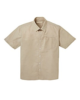 WILLIAMS & BROWN Linen Mix Shirt