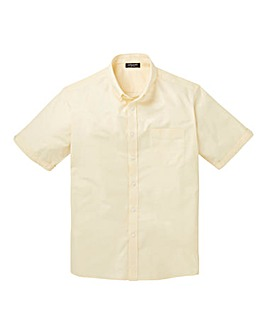 Capsule Short Sleeve Oxford Shirt Long