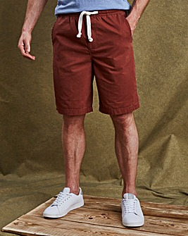 WILLIAMS & BROWN Elasticated Shorts