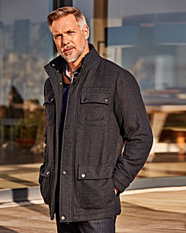 WILLIAMS & BROWN Padded Coat