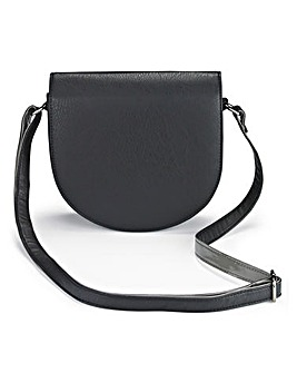 Saddle Bag with Contrast Strap