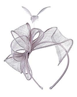 Lilac Headband Fascinator