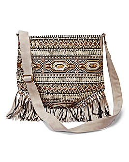 Fringing Shoulder Bag