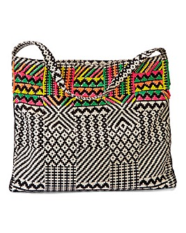 Beaded Shopper