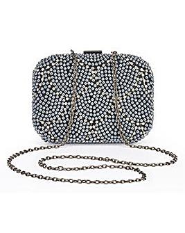 Joanna Hope Pearl Clutch Bag
