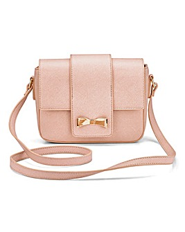 Satchel Bag with Bow