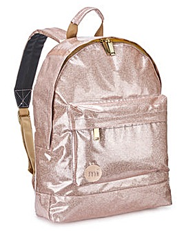 MI PAC Glitter Backpack
