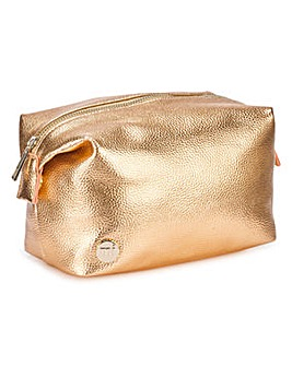 MI PAC Rose Gold Wash Bag