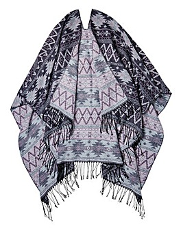 Aztec Blanket Wrap
